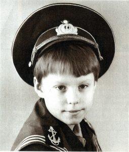 Андрей Доманский детское фото