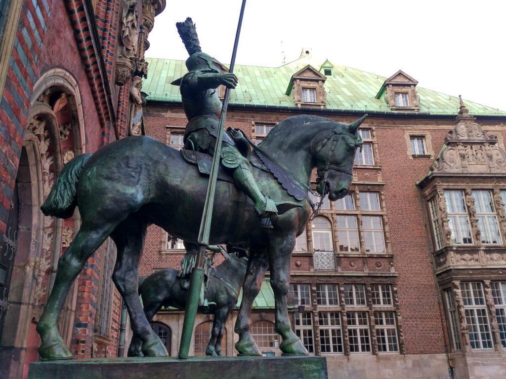 исторический центр Бремена