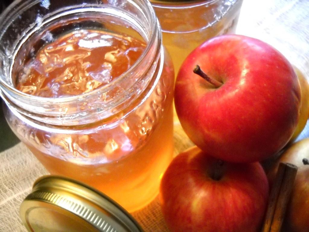 рецепт яблочного желе