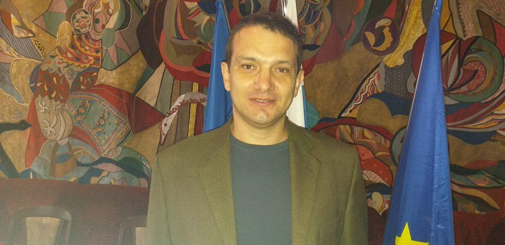 уполномоченный Президента Украины по вопросам реабилитации участников боевых действий Вадима Свириденко