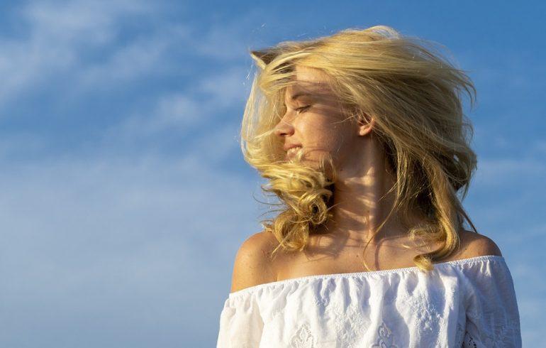 Кефир для красивых волос