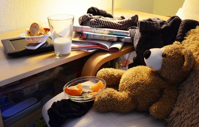 Бывает ли стресс от беспорядка в доме