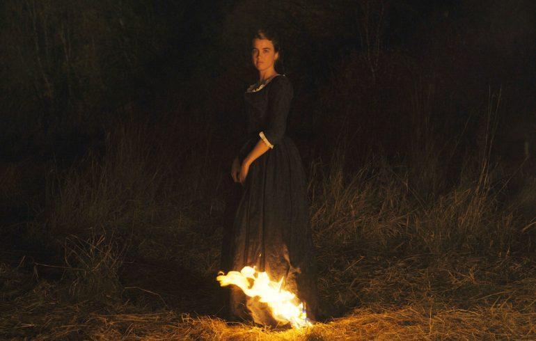 Адель Энель, Ноэми Мерлан, Селин Сьямма, кинофестиваль,Портрет девушки в огне, фильм, рецензия,
