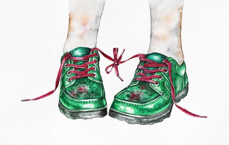 Шнурки не развяжутся