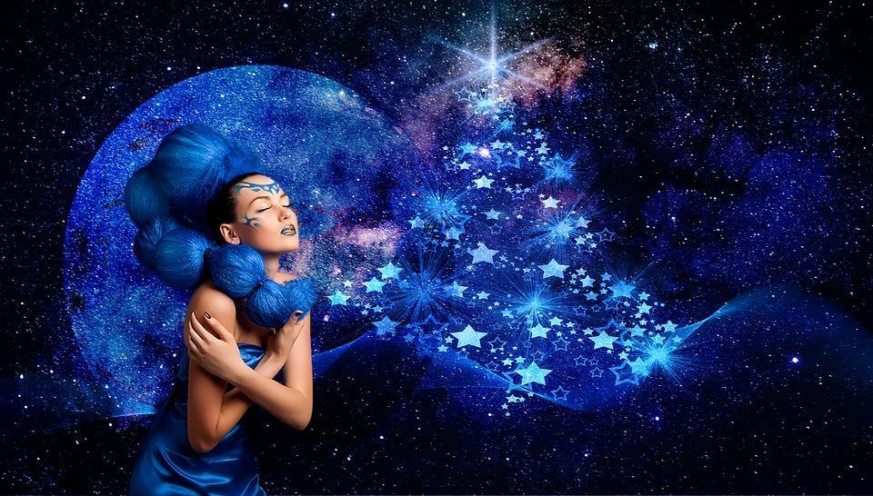 звезды в новом году