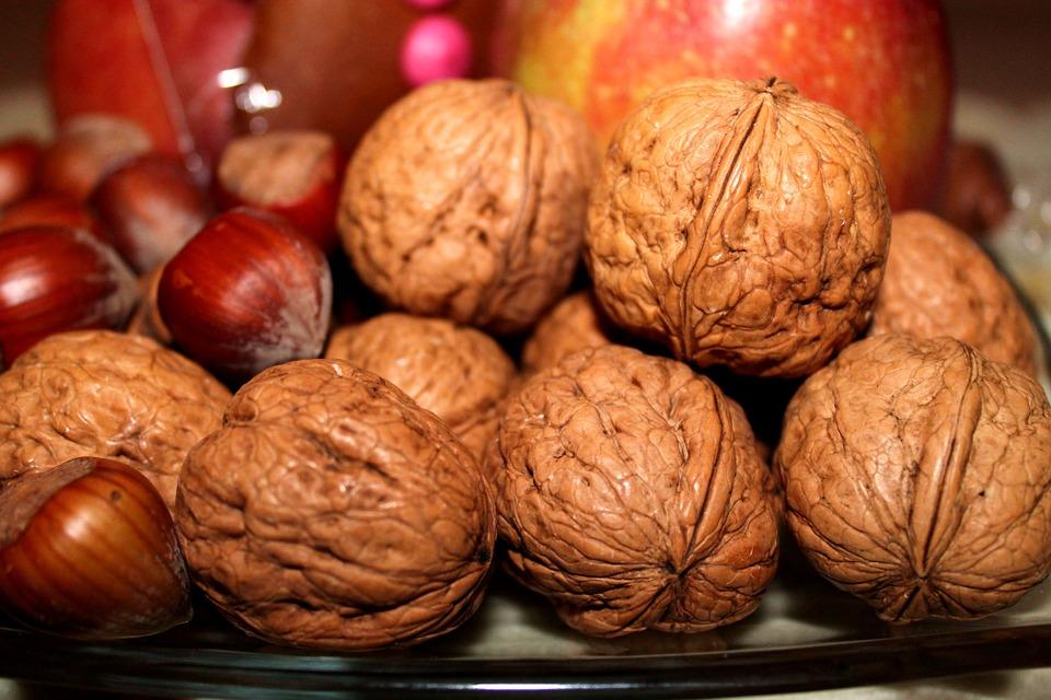 орехи полезный продукт