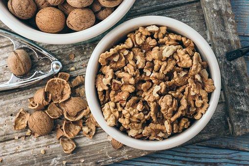 Пять ореховых рецептов для красоты и здоровья
