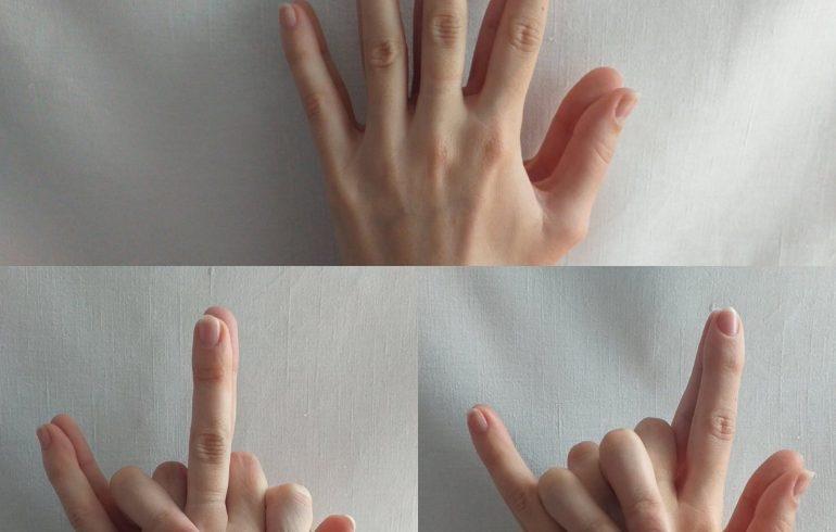 Гимнастика для памяти при помощи пальцев