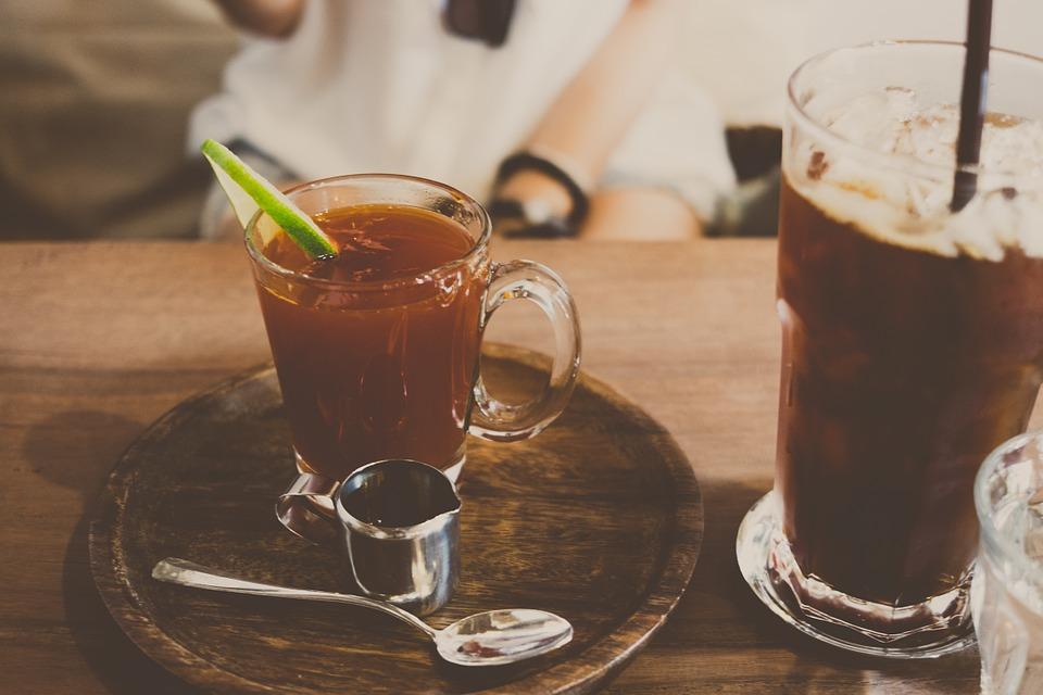 кофейный спотыкач