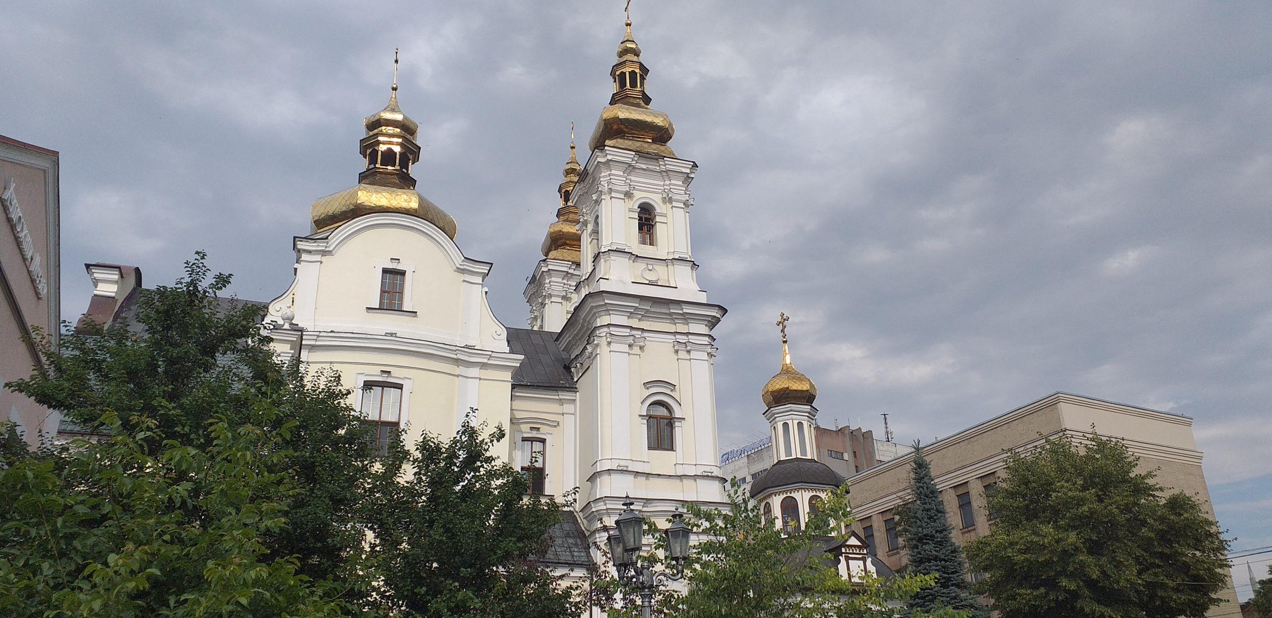 Спасо-Преображенский собор в Виннице