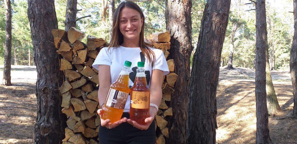в Вышгороде производят крафотовое пиво