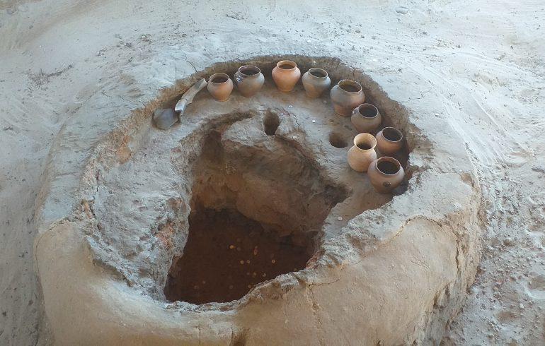 Музей древнерусского гончарства в Вышгороде