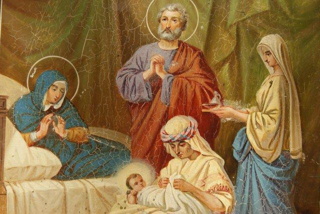рождение Девы Марии