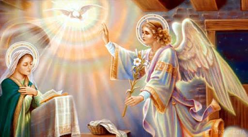 явление ангела Анне