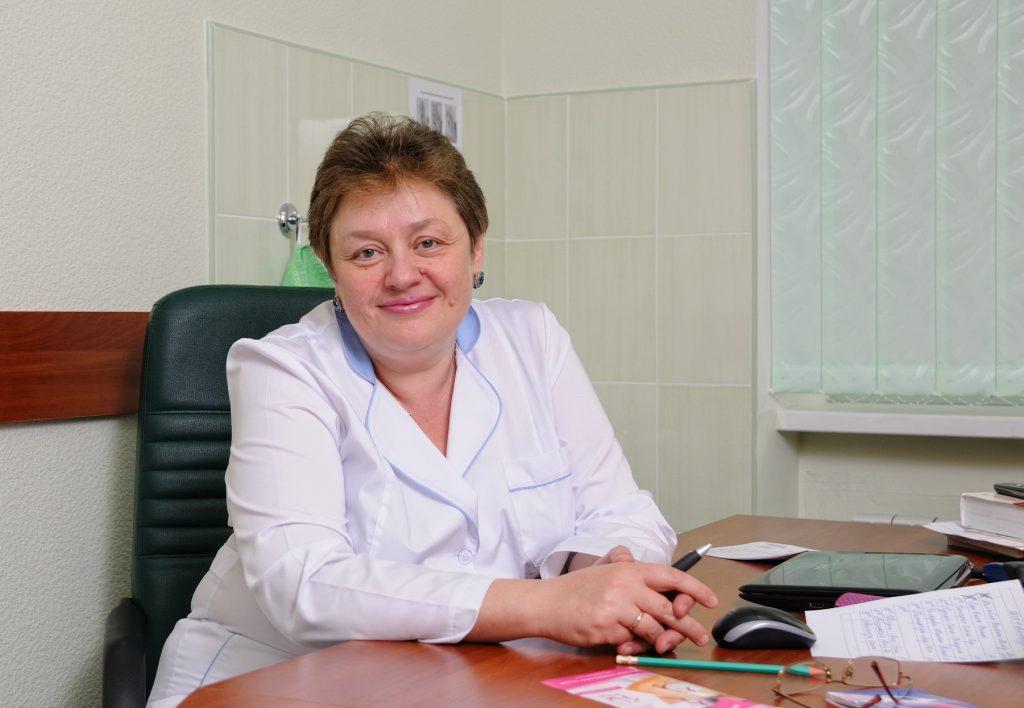 Галина Майструк , онколог