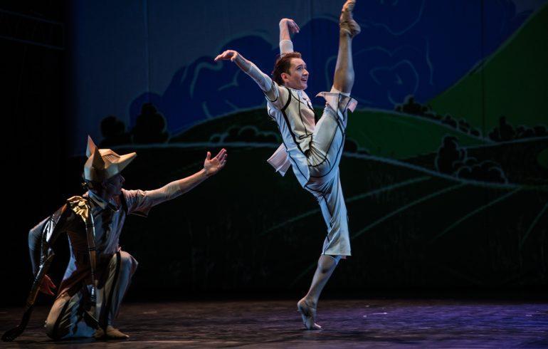 премьера балета Маленький принц