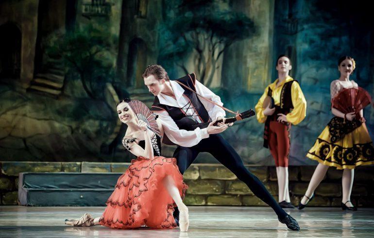 афиша, опера, балет, национальная опера Украины, Щелкунчик, Фигаро,