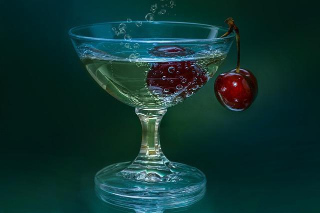 коктейль пьяная вишня