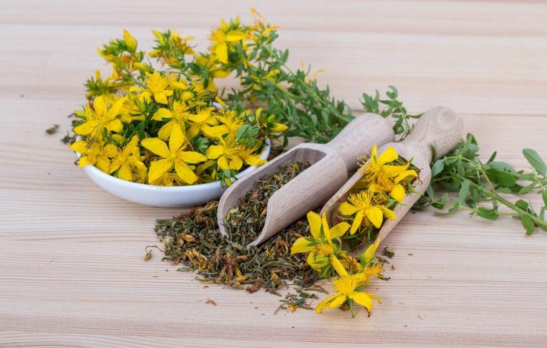 Как взвесить лекарственные травы ложками