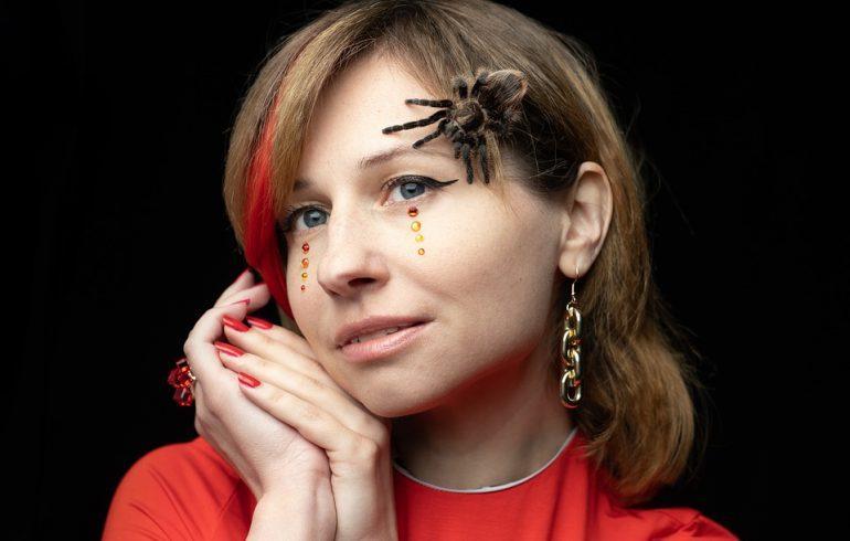 как выбрать паука птицееда
