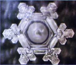 кристалл воды