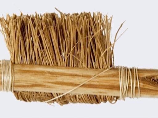 зубная щетка из древнего Китая