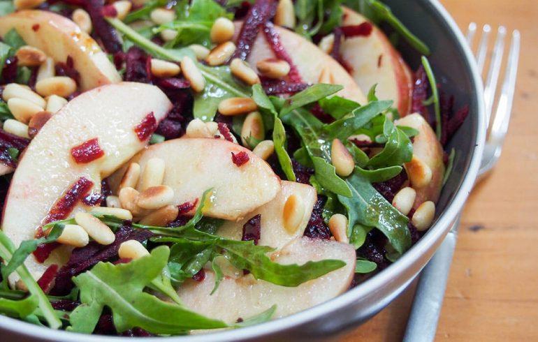овощной салат «Сытный»