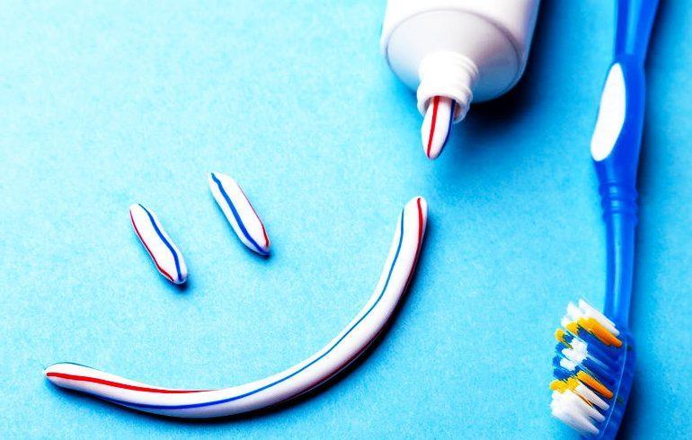 зубная паста лайфхаки