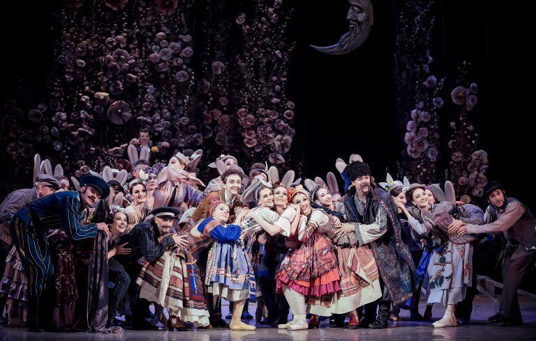 афиша, балет, Национальная опера Украины, опера, Флория Тоска, Набукко, Севильский цирюльник, Лебединое озеро, За двумя зайцами