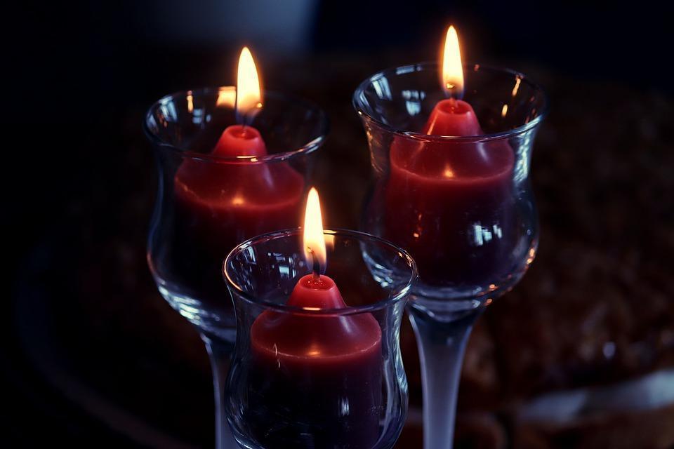 пряные свечи