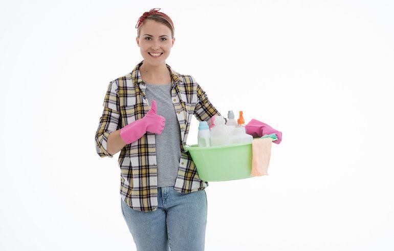 средства для уборки своими руками