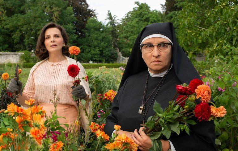 Жюльет Бинош в фильме в программе фестиваля Французская весна в Украине 2021