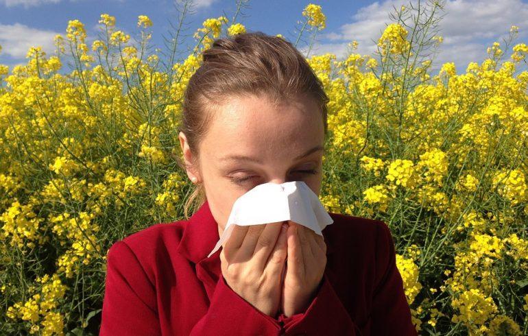как справиться с аллергией