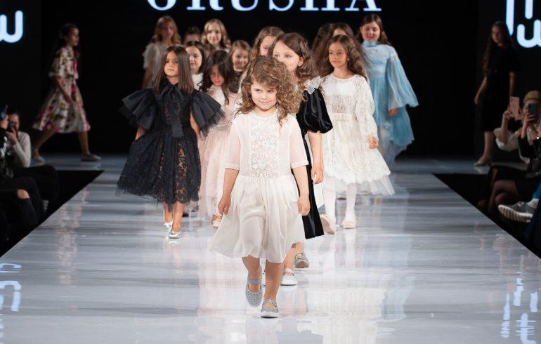 Junior Fashion Week детская мода