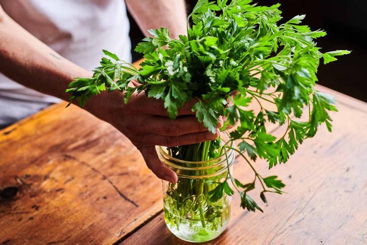 Как дольше сохранить продукты и зелень свежими