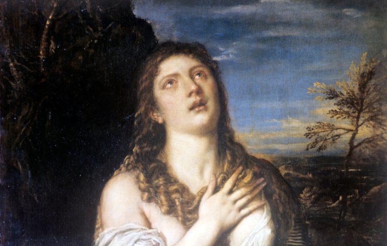 Мария Магдалина: святая грешница