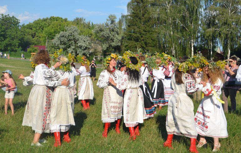 Запрошуємо на свято Івана Купала у Пирогові