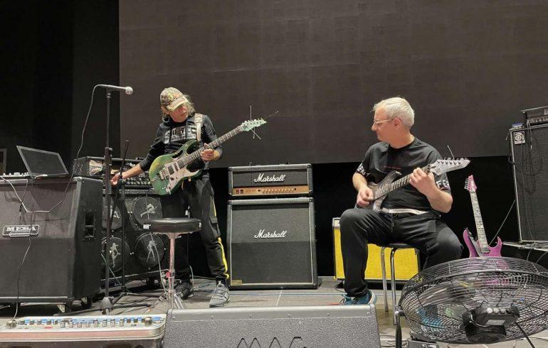 Новое гитарное шоу Серго Чантурия