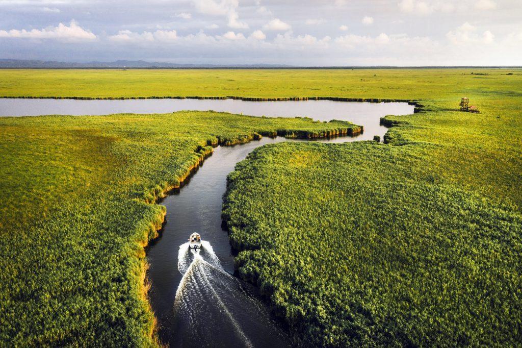 колхидский национальный парк в списке ЮНЕСКО