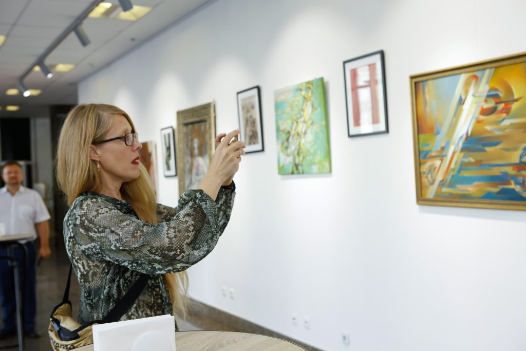виставка в Музею історії міста Києва